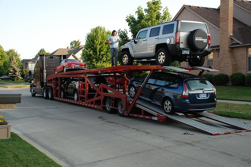 """Shipping Your Next Car""…It's Not Like Ordering Pizza"